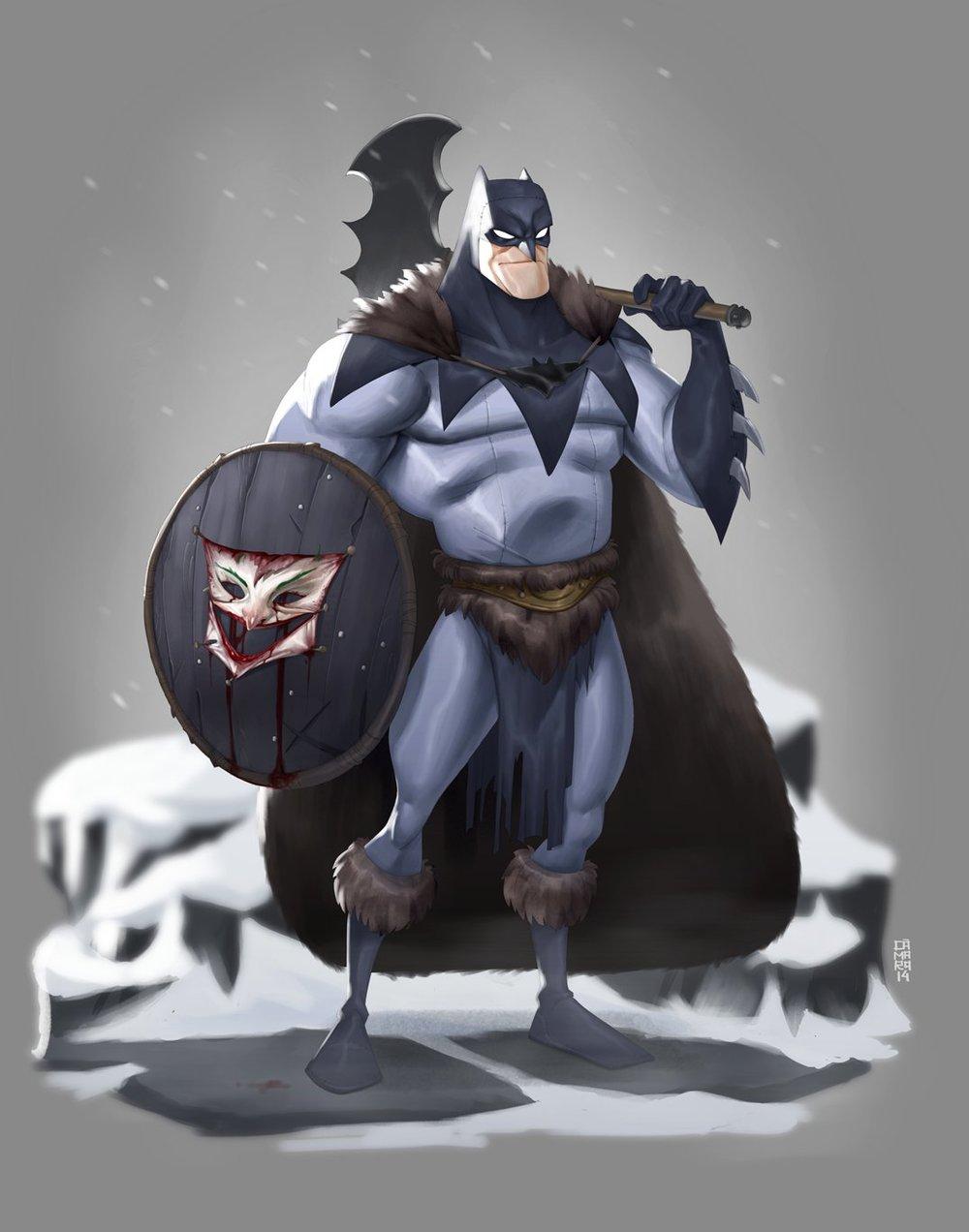 medieval-winter-warrior-batman