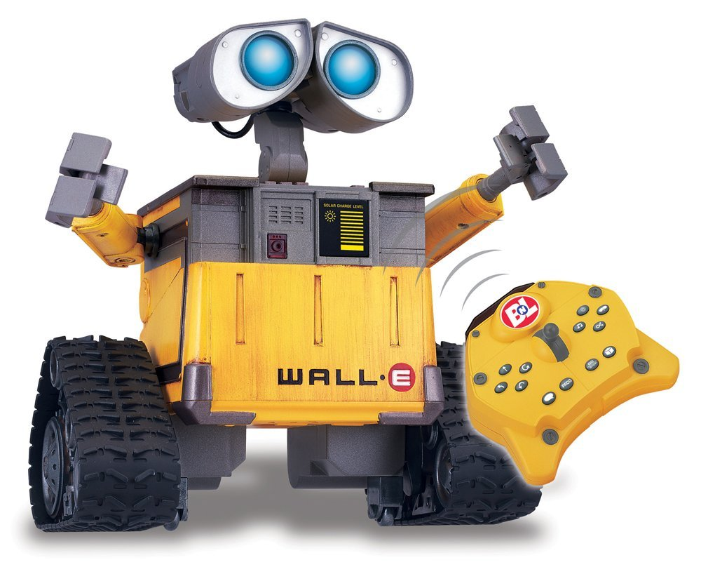 Remote Control WALL-E Is Nifty — GeekTyrant