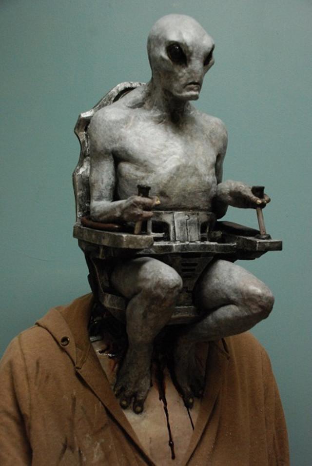 alien-mind-control-mask-3.jpg & Unusually Freaky Alien Mind Control Mask u2014 GeekTyrant