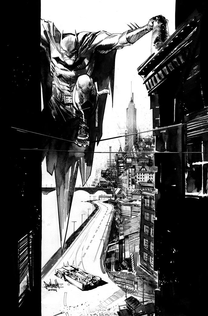 nightwing movie poster
