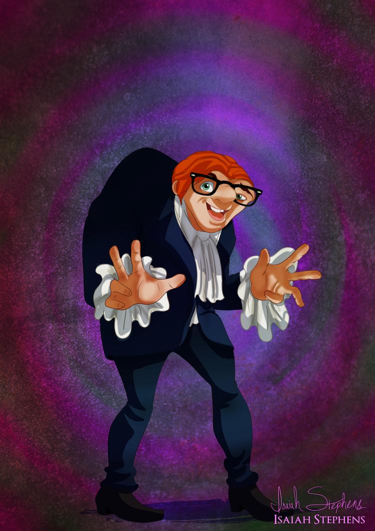 disney-characters-reimagined-as-geek-culture-heroes10