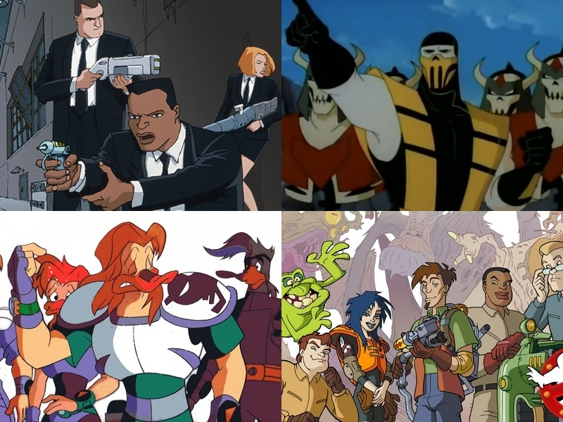 Ten 1990s Cartoons You Probably Dont Remember GeekTyrant
