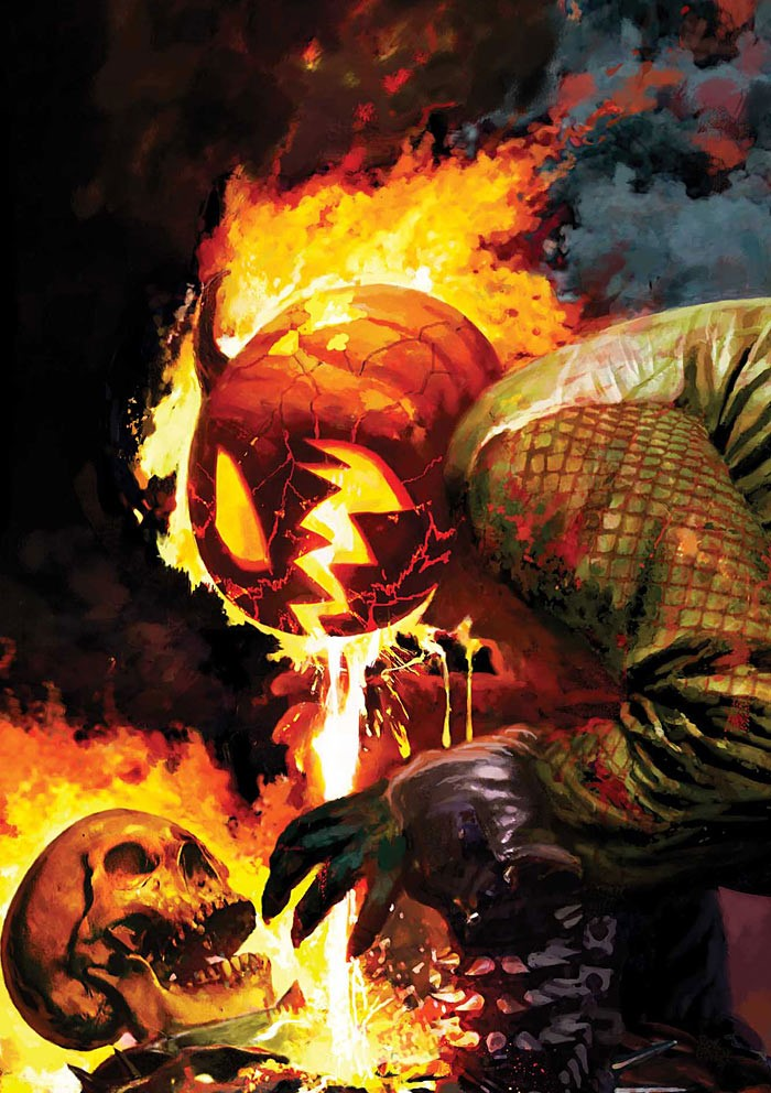 8 GHOST RIDER Comic Covers GeekTyrant