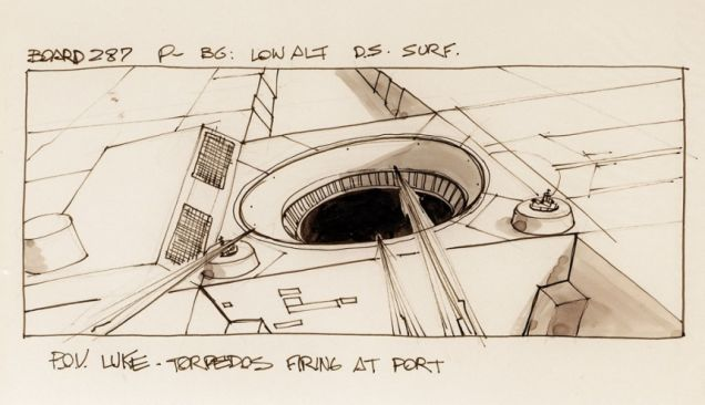 original-star-wars-storyboards-surface-online-featuring-iconic-scenes4