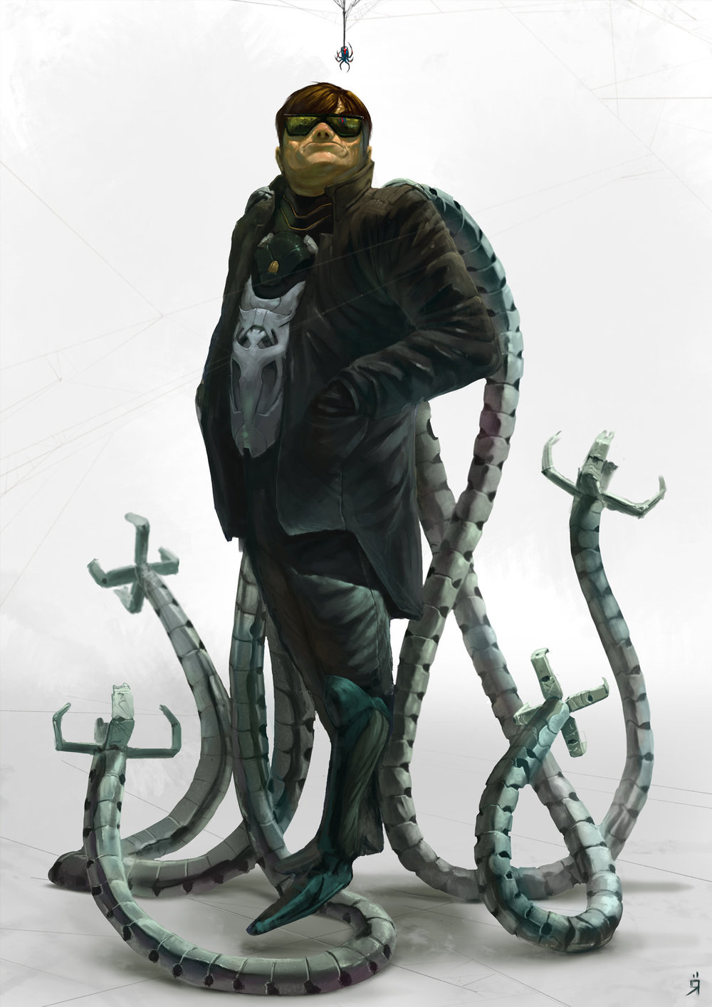 X-Men Art by Oscar Römer - Wolverine, Nightcrawler, Beast ...