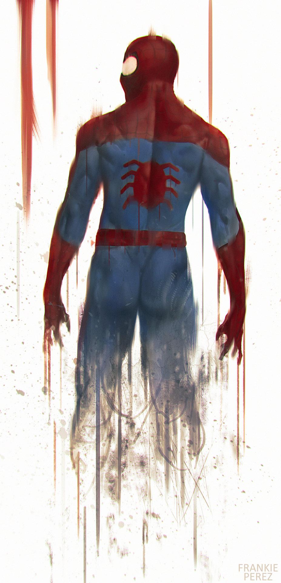 edgy-superhero-art-deadpool-spider-man-batman-and-phoenix1