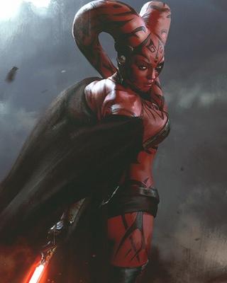 Darth Talon STAR WARS Fan Art GeekTyrant