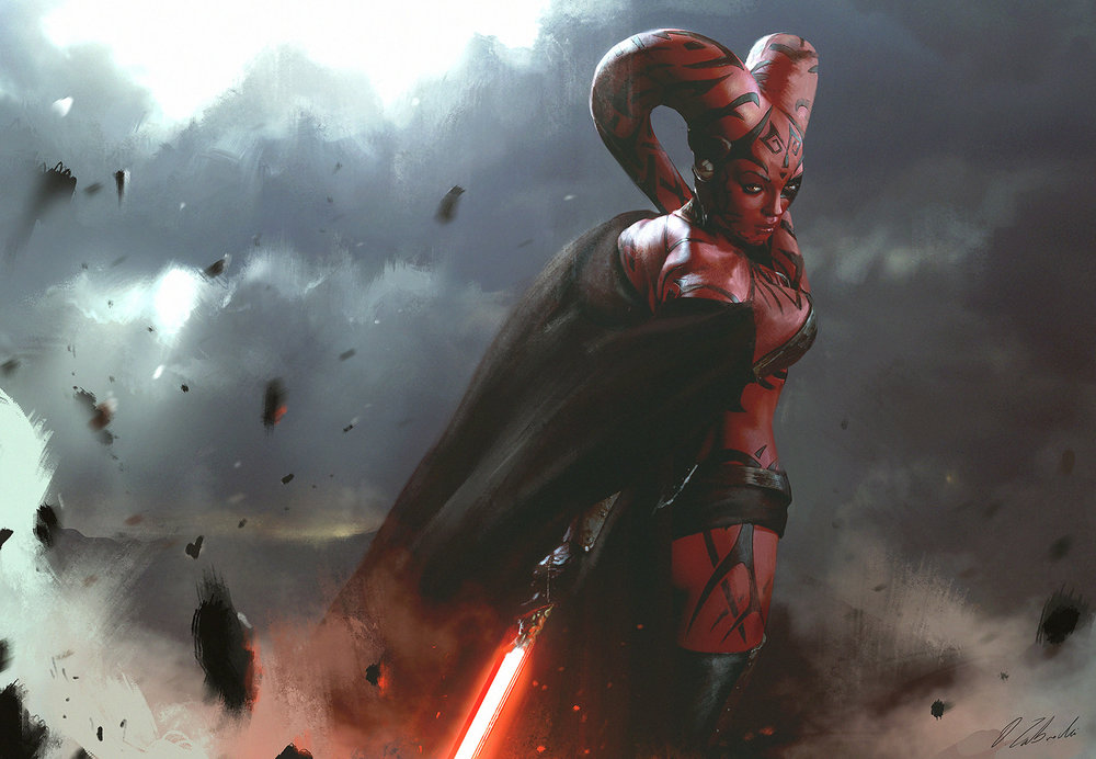 darth-maul-inspired-sith-girl-star-wars-art