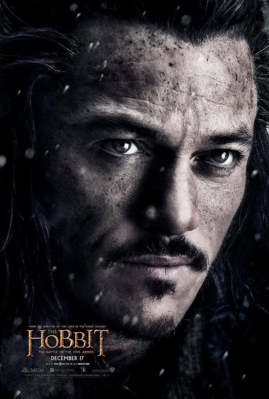 tauriel-thorin-bard-posters-for-the-hobbit-the-battle-of-the-five-armies1