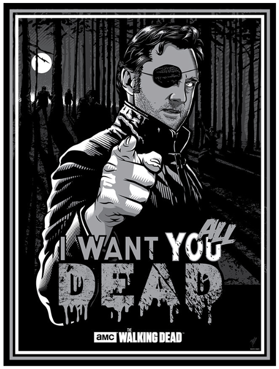 The Governor Wants You All DEAD by Paul Ainsworth