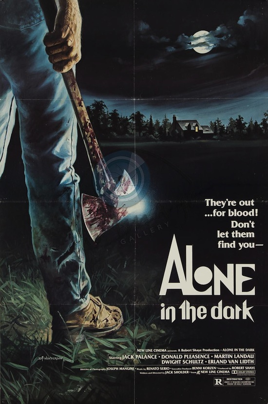 90s Horror Movie Posters
