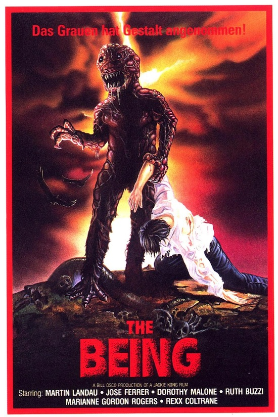 Comedy horror movies 1980s