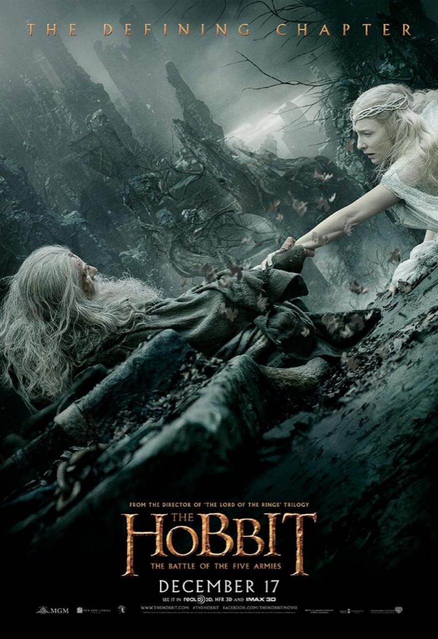 THE HOBBIT: THE BATTLE OF FIVE ARMIES - 3 New Banners and ...