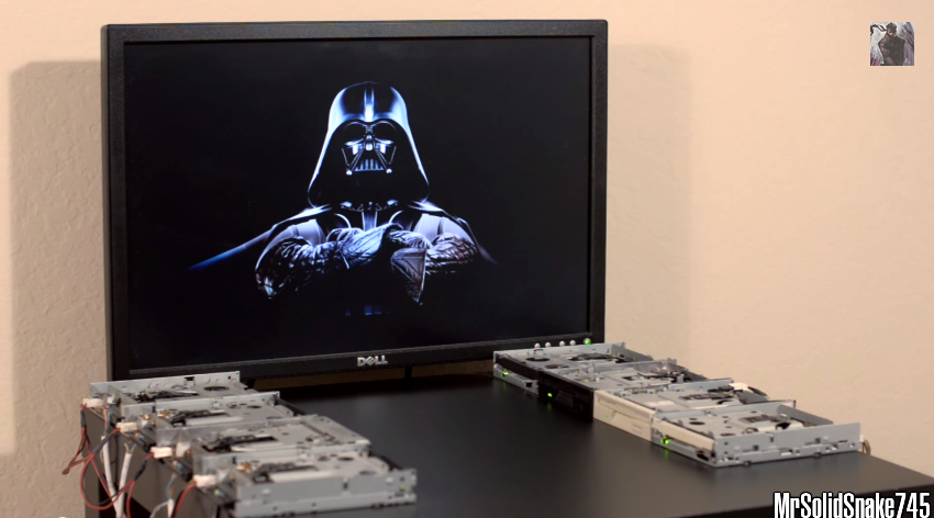 star-wars-imperial-march-score-played-on-8-floppy-drives