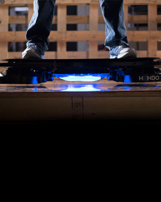 How Much Is A Hoverboard >> Real-Life Magnetic Field Hoverboard (No, Really) — GeekTyrant