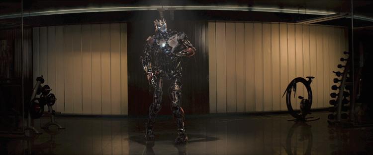 Ultron pre-upgrade.