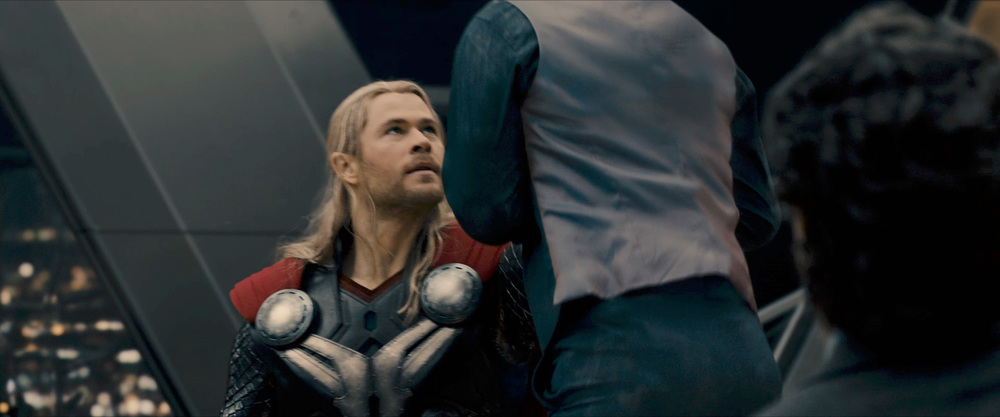I just think Stark pissed off the wrongAsgardian.