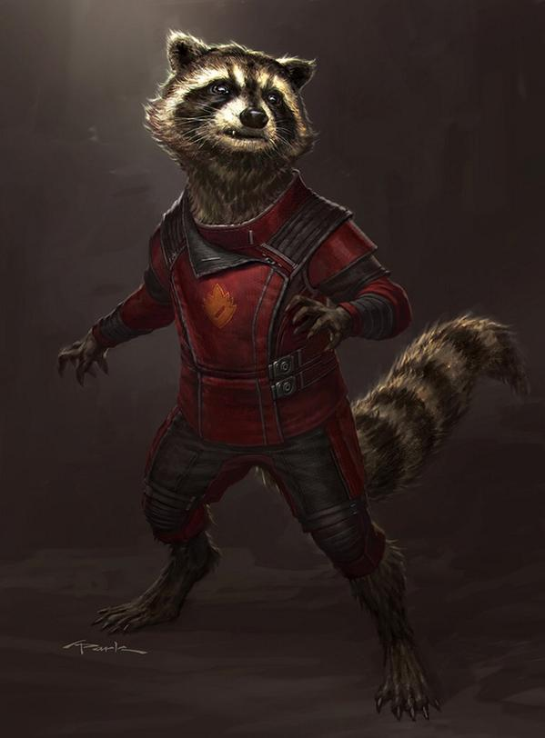 Art movie andy park guardians of the galaxy concept art about a year