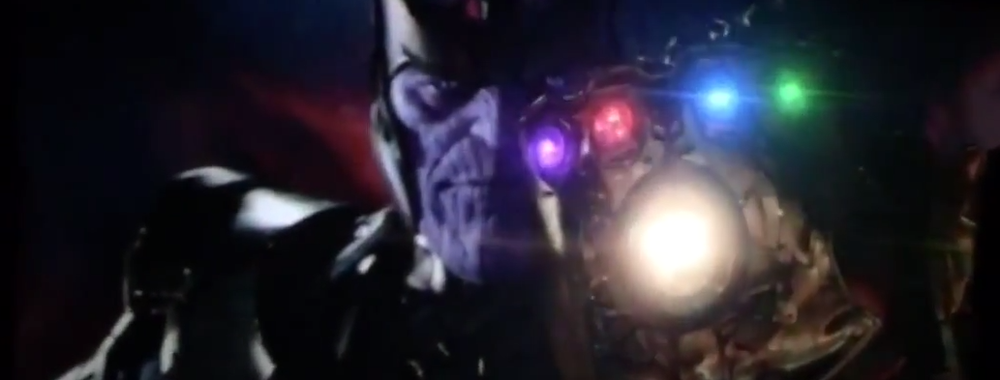 AVENGERS: INFINITY WAR Teaser Trailer - Thanos Wields the ...