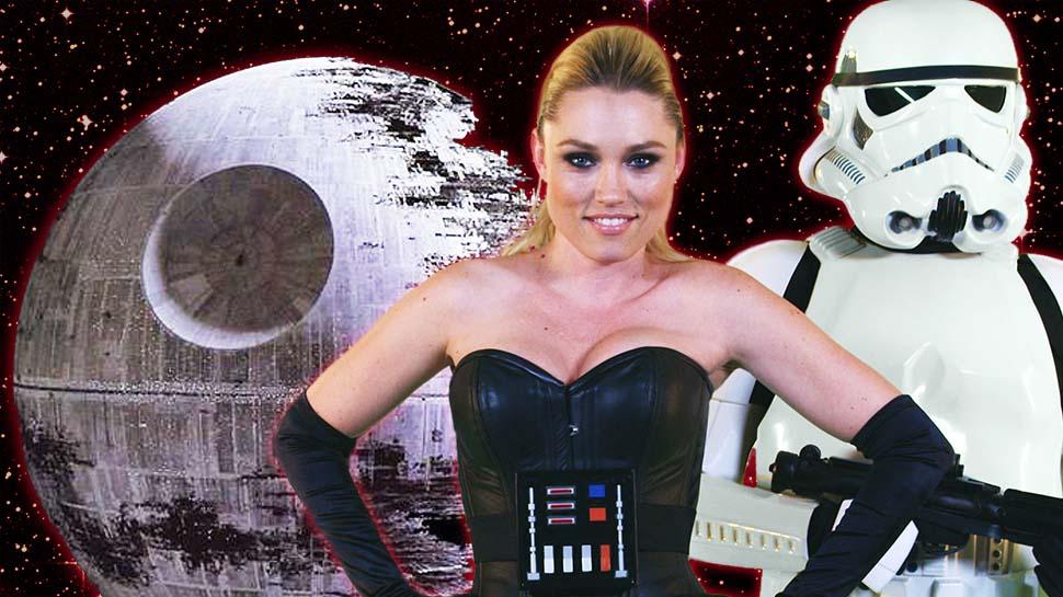 Star wars underworld parody