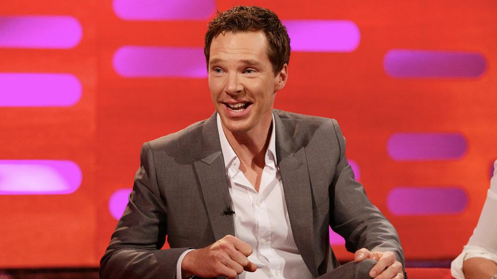 Benedict cumberbatch voice impressions celebrity