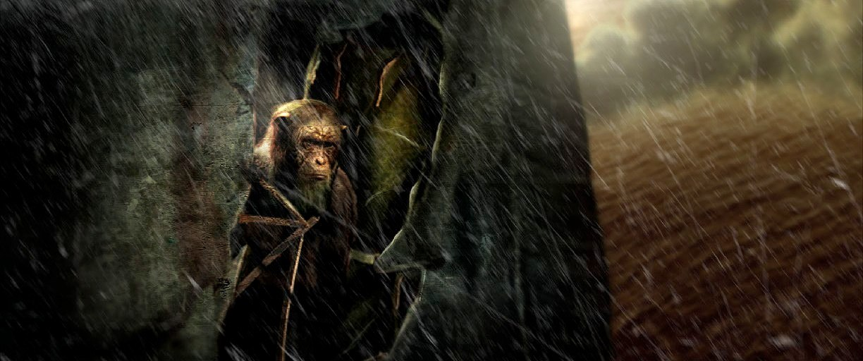 original ending revealed for rise of the planet of the apes