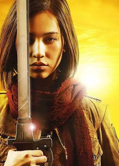 Live-Action ATTACK ON TITAN Movie - Kick-ass Character ...
