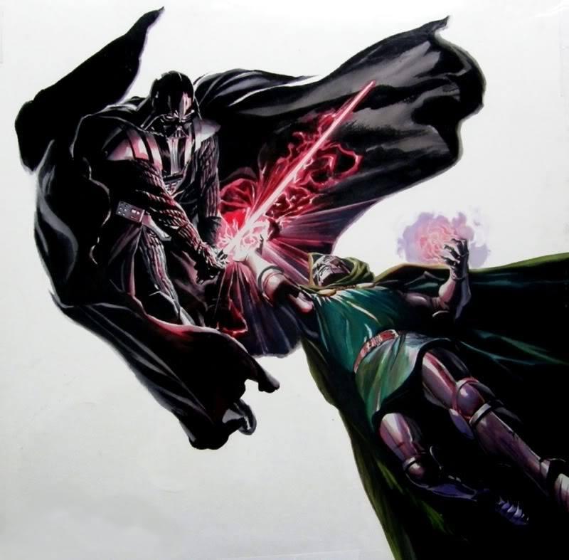 darth-vader-vs-doctor-doom-in-art-by-alex-ross