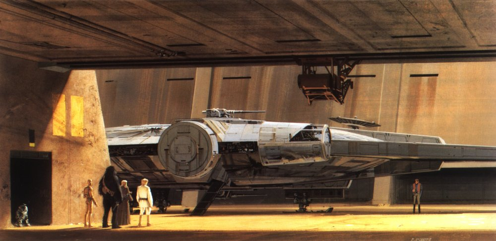 Star Wars Concept Artist Ralph Mcquarrie Documentary Tribute