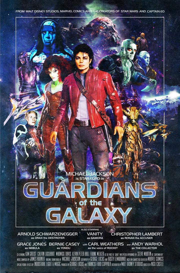 Nerd Art Dump: Steampunk Iron Man, Michael Jackson as ...