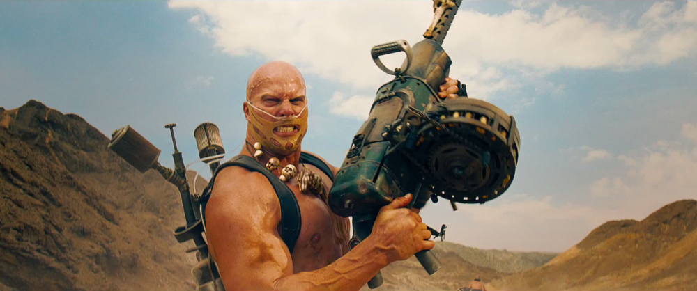 Nathan jones mad max