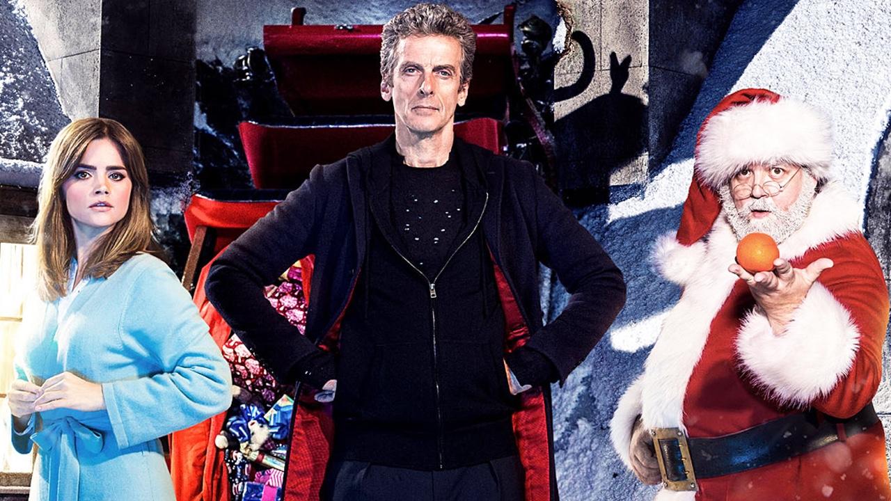 "Trailer for DOCTOR WHO\'s ""Last Christmas"" — GeekTyrant"