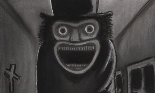 The Babadook500