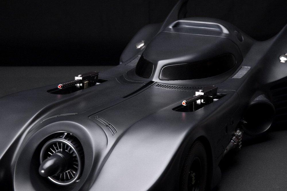 Batmobile Toy Model a New Batmobile Model Toy