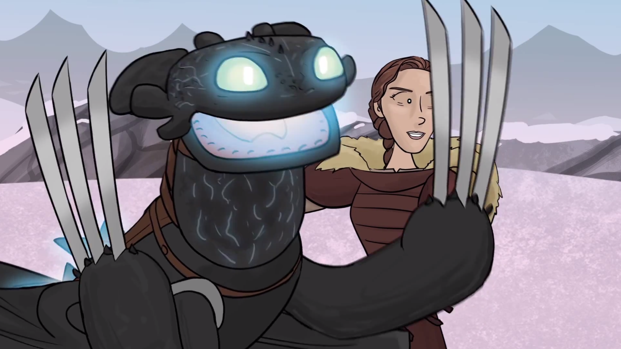 How How To Train Your Dragon 2 Should Have Ended €� Geektyrant How To Train  Your