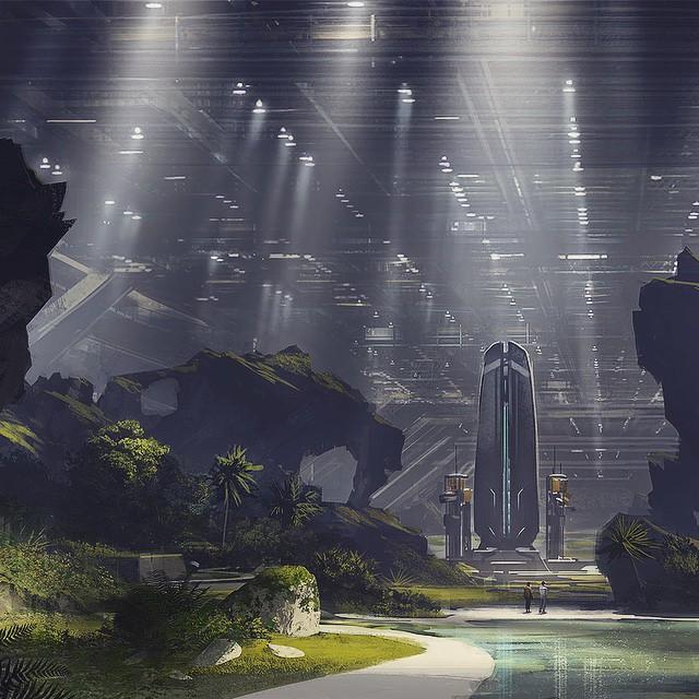 Neill Blomkamp's ALIEN Concept Art Neill-blomkamp-was-developing-an-alien-film-and-heres-some-concept-art?format=750w