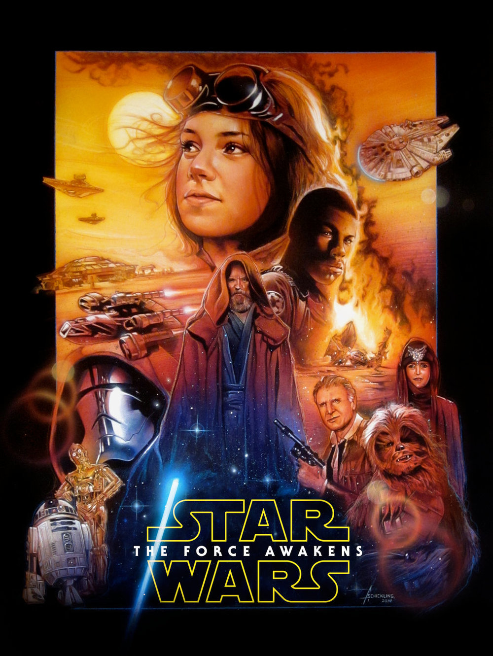 Movie Poster Art Star ...