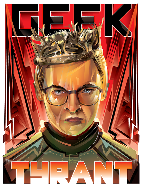 vector-tribute-art-for-geektyrant-and-other-geek-blogs-by-orlando-arocena