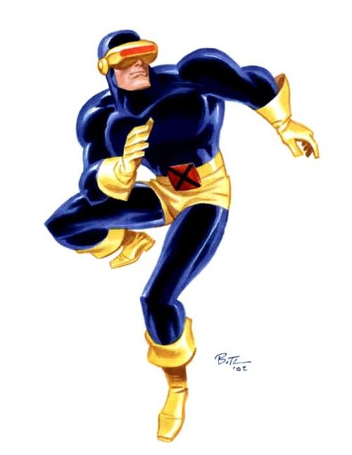 Marvel: Bruce Timm en Marvel. 2014-08-13_151406_timm_cyclops