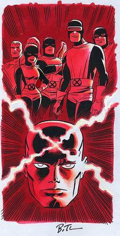 Marvel: Bruce Timm en Marvel. A413495634d2f00db8c3d2bd5bc558b3