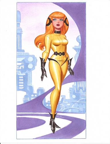 Marvel: Bruce Timm en Marvel. Bruce-Timm-Crystal