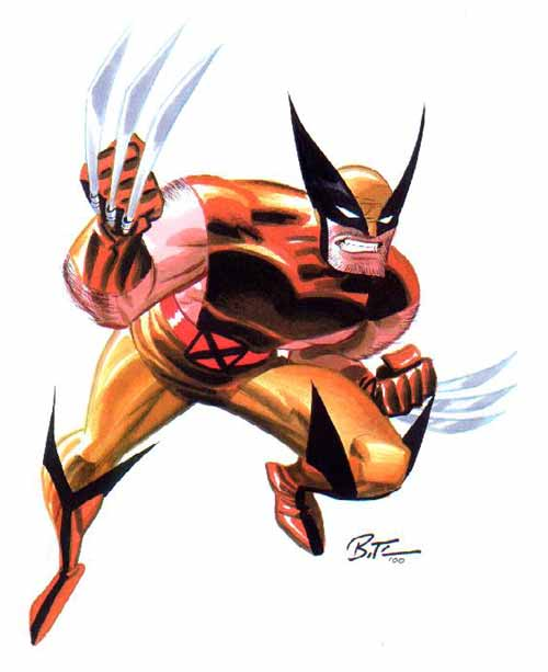 Marvel: Bruce Timm en Marvel. Btlobezno