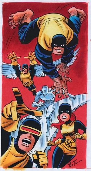 Marvel: Bruce Timm en Marvel. Bruce-Timm-XMen