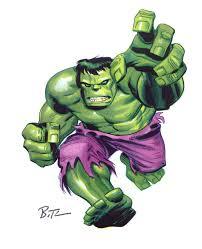Marvel: Bruce Timm en Marvel. Images-1