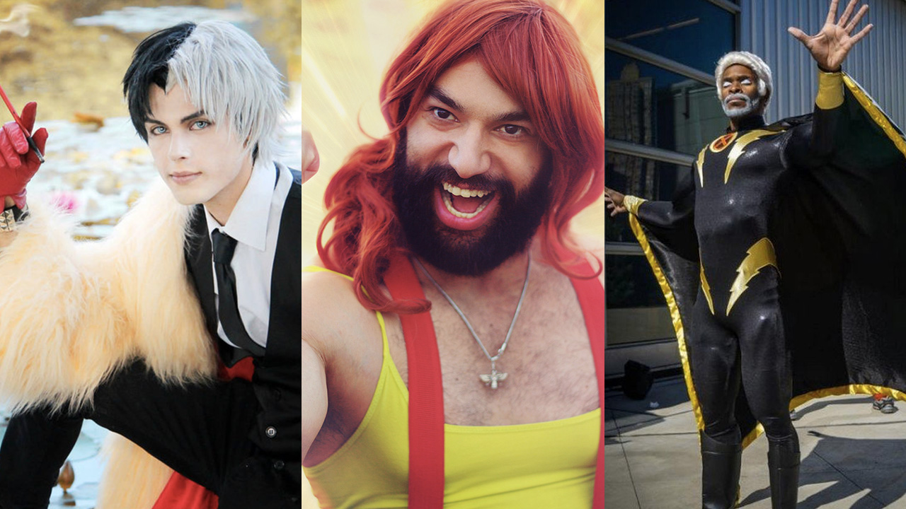 Guys Do Gender Bent Cosplay Collection Geektyrant