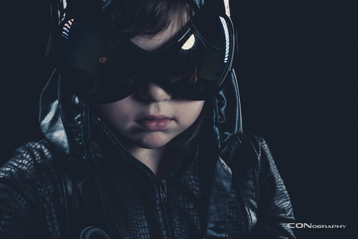 Catwoman Cosplay by  Cosplay Princess  — Photo by  CONography  — Via:  Geek X Girls