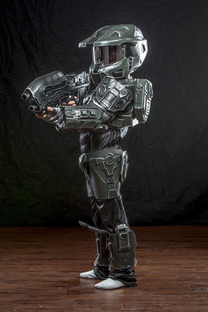 Master Chief Cosplay — Photo by  mmknell427