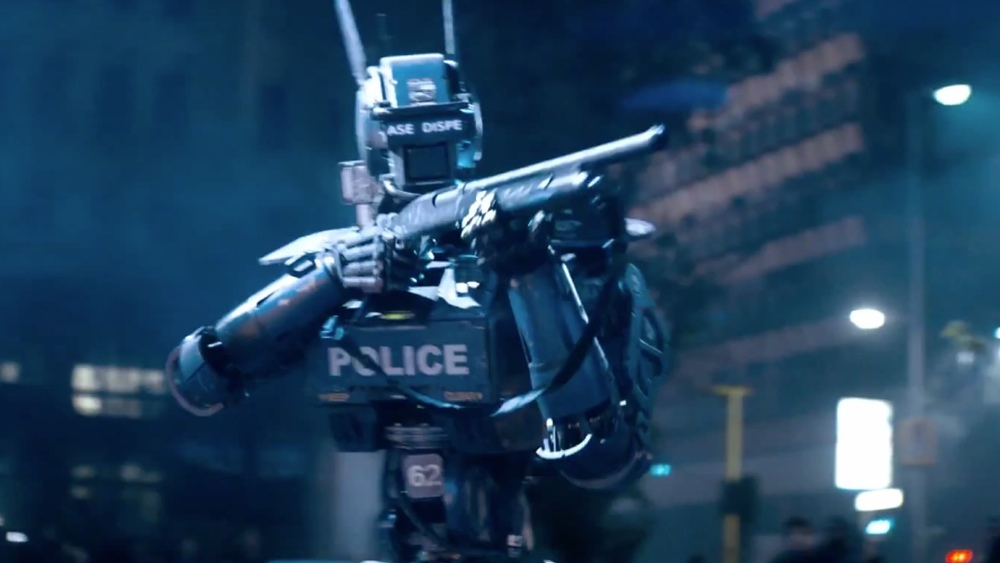 CHAPPIE Has An Exciting New Trailer! ��� GeekTyrant