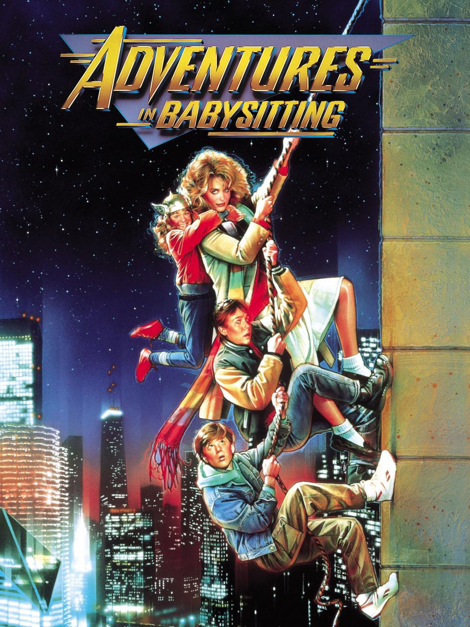 Adventures In Babysitting Remake Coming To Disney Channel