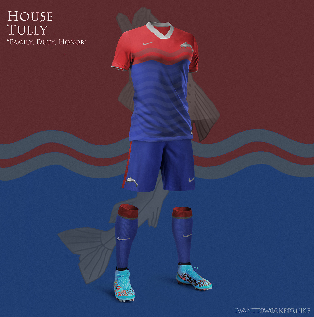 Game Of Thrones Inspired Soccer Uniforms Geektyrant